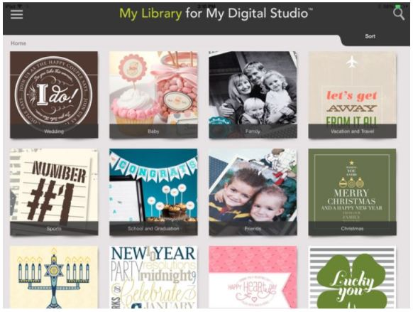 MDS My Library App