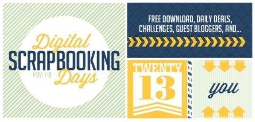 Digital Scrapbooking Day