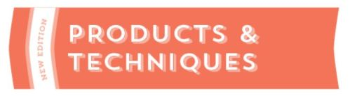 Products&Techniques