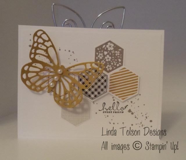 Swap Six-Sided Butterflies-Delightful Dijon