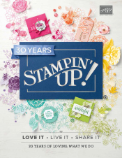 Stampin' Up! Annual Catalog 2018-2019