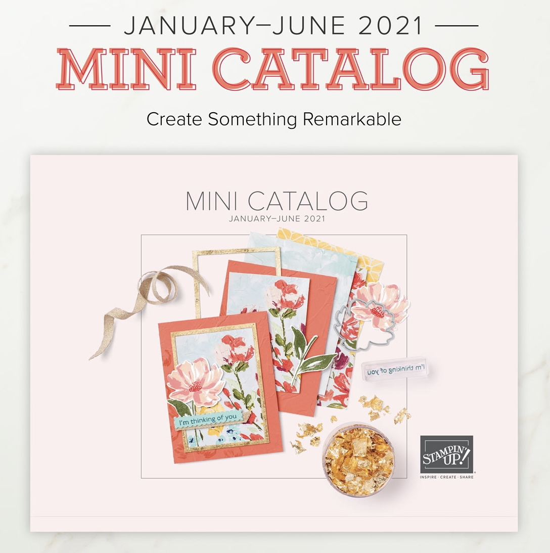 Stampin' Up! January-June 2021 Mini Catalog (PDF)