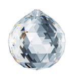 swarovski faceted crystal ball, feng shui resources