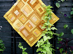 feng shui energy lift with handmade quilt