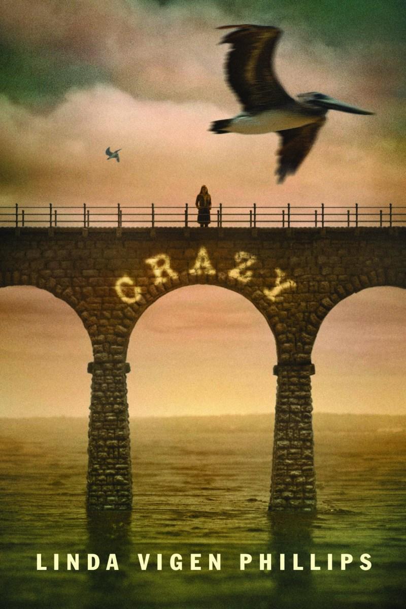 Crazy A Novel | Crazy book cover