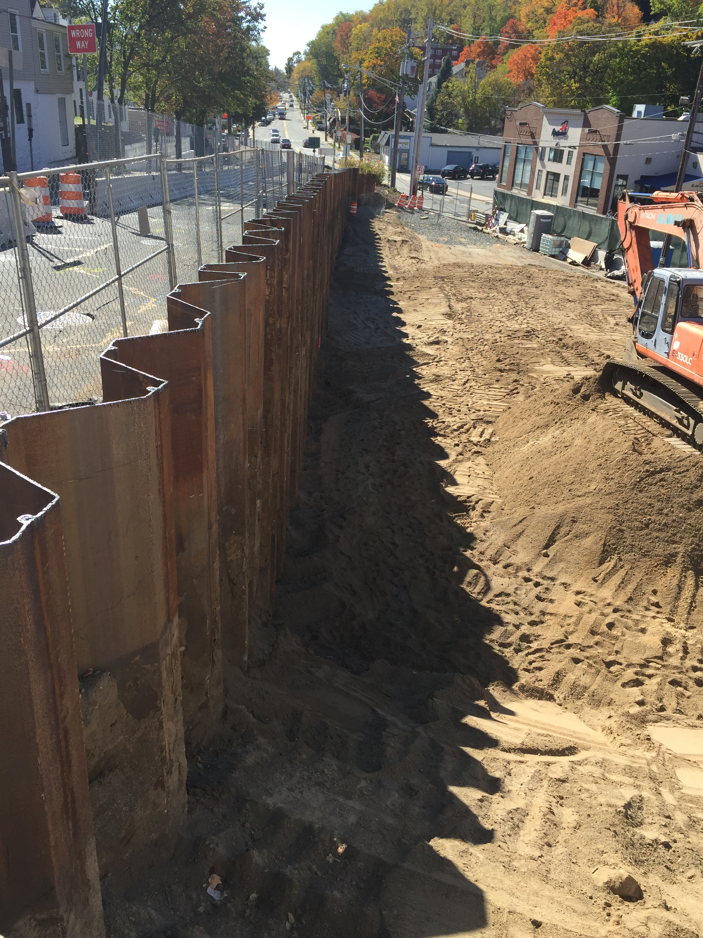 Sheet Piles - Linde-Griffith Construction Company