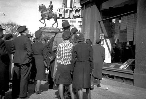 1940, 9 april, anfallet på Danmark och Norge
