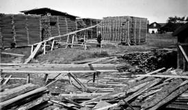 1913, 12 april, Jacob Carlsson vid raidupplag i Garpenberg