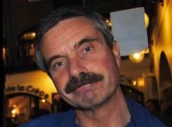 Gunnar Olofsson, ordförande i Borås Palestinagrupp