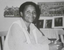 Elizabeth Msengi