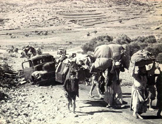 Flyktinghjälpen till Israel 1951