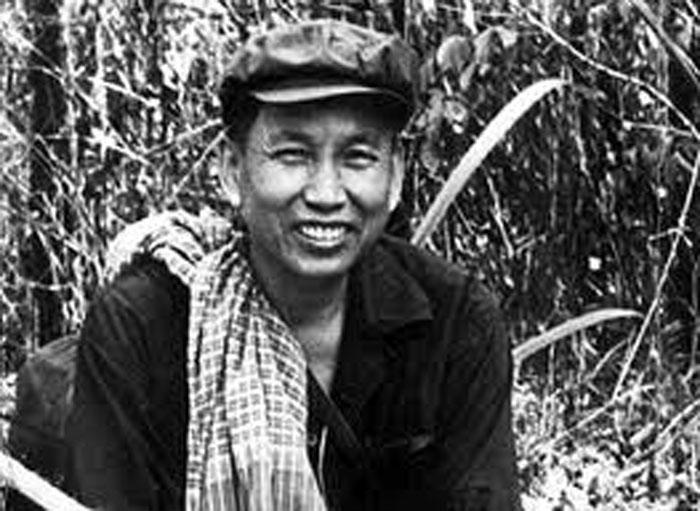 Röda khmererna och massmorden i Kambodja
