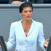 Ett tal från vänster i tyska förbundsdagen – mot den stora koalitionen