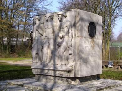 Denkmal im Volkspark