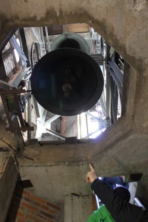 Glocken der Martinskirche