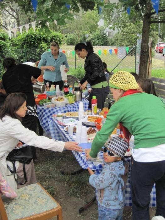 Fest der Nachbarn, 23.05.2014 in Linden-Süd