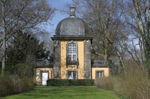 Küchengartenpavillon - Heimat von Quartier e.V.