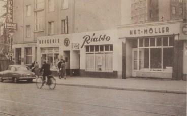 Eiscafé Rialto 1950