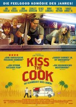 Kiss the cook Poster A