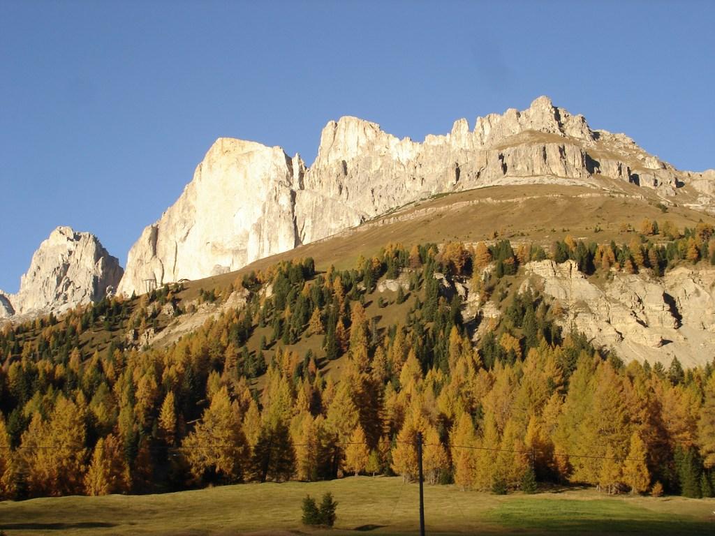 Die große Dolomitenfahrt ins Unesco Weltnaturerbe