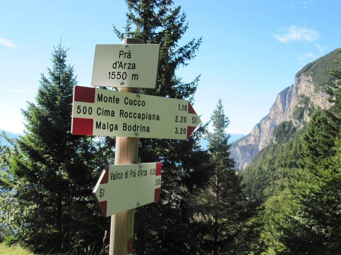 Pra d'Arza - Thuner Wiesen