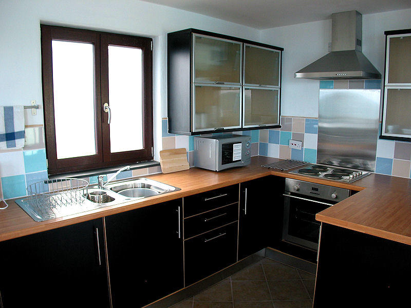 Boak Cottage Kitchen Cornwall - Self Catering