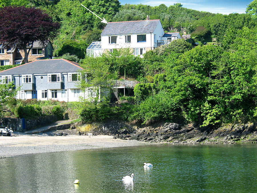 Chy Mor Cottage Gillan Creek Cornwall - Self Catering from Lindford House
