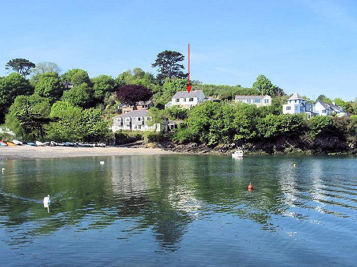 Chy Mor Cottage Gillan Cornwall