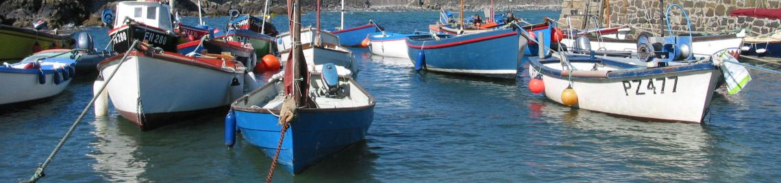 Cornwall Cottages - Self Catering Coverack