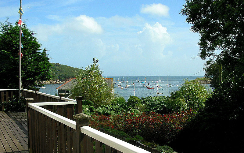 Curlew Cottage sea views - self catering Cornwall