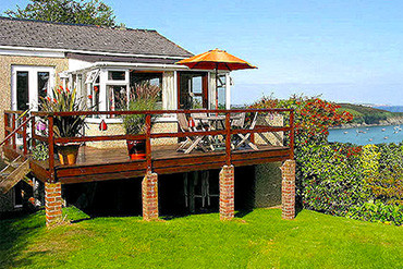 Self catering Gillan cornwall