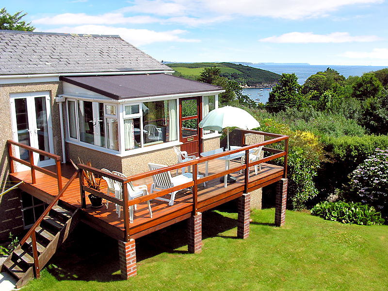 Self Catering Cornwall - Gillan - Helford River