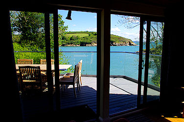 sea view holiday property cornwall