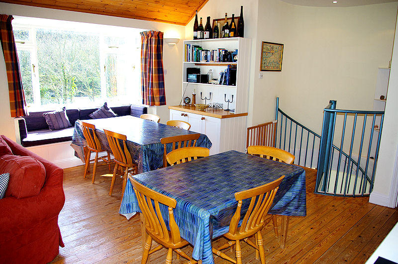 Cornwall Cottages Gillan Creek Helford River - Self Catering From Lindford House