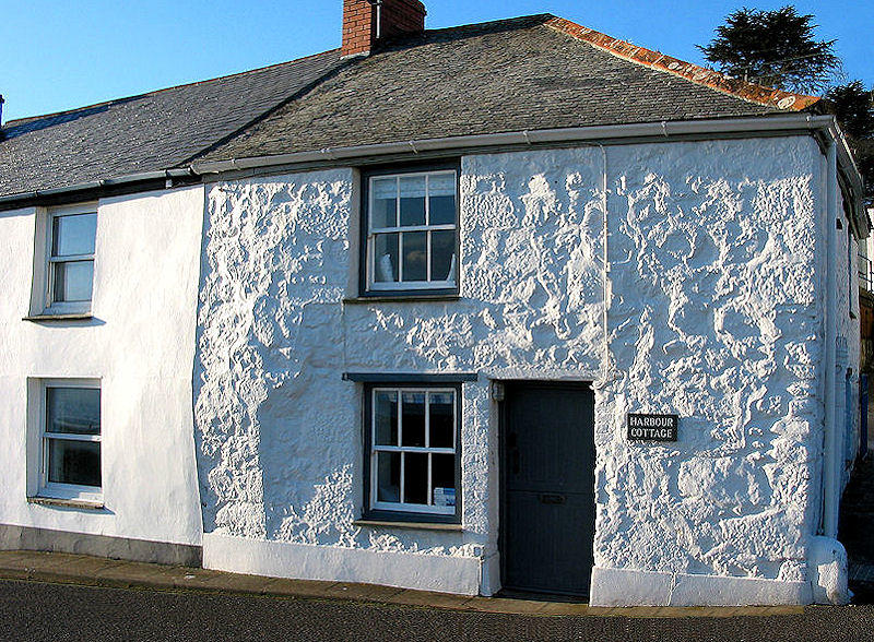 Harbour Cottage Coverack Cornwall