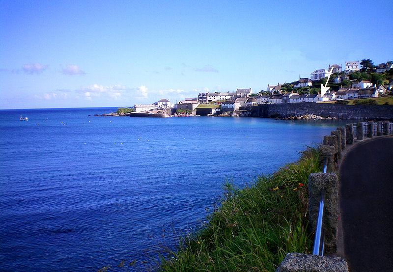 Self Catering Cornwall - beautiful Coverack