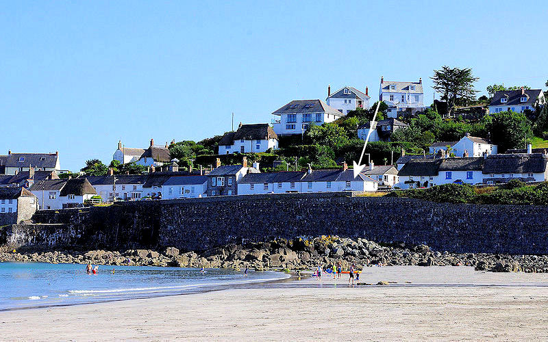 Self catering holiday home Cornwall