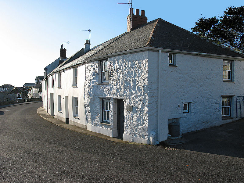 Cornwall cottages - This is Harbour Cottage