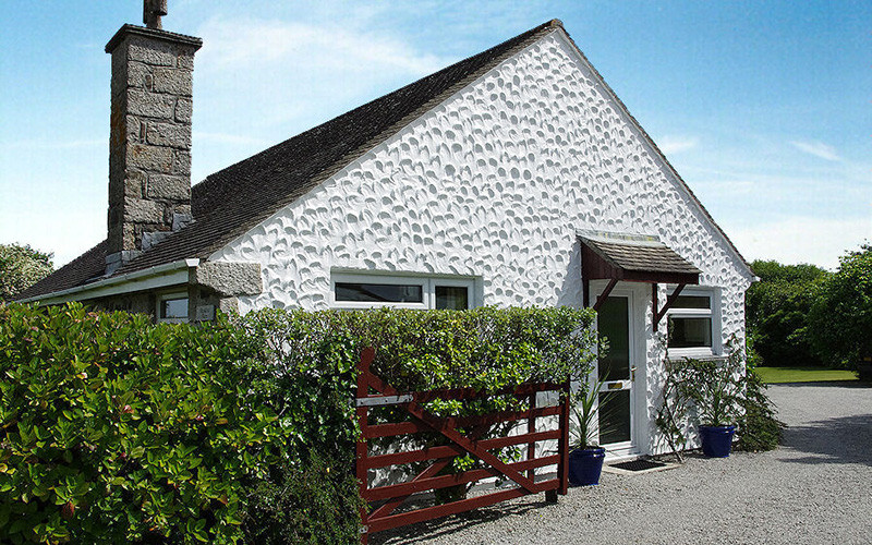 Meadow Cottage Self Catering Coverack Cornwall
