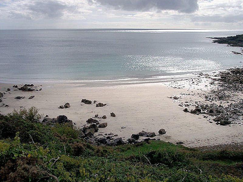 The Manacles Coverack Cornwall