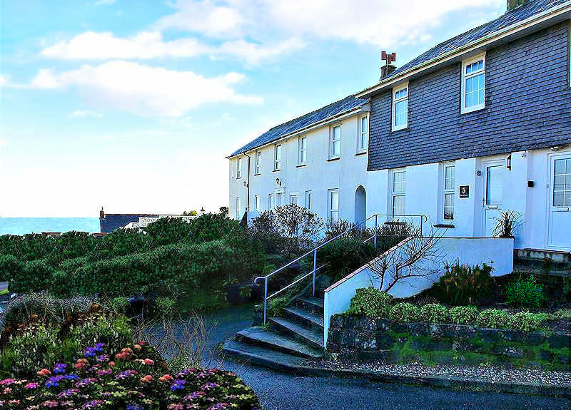 holiday home in cornwall