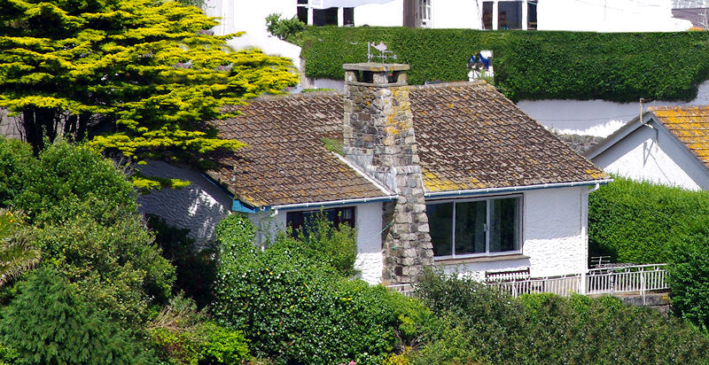 cornwall self catering with sea views
