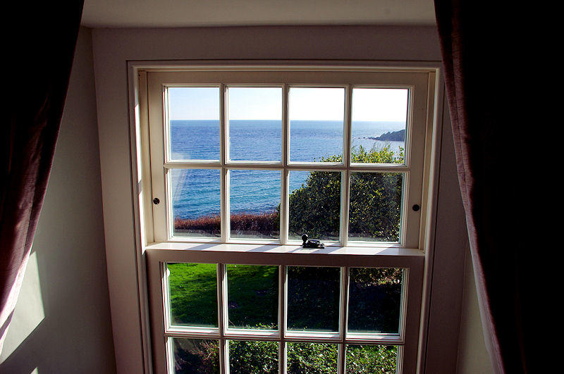 Cornwall Cottages - Prospect Cottage sea view - Self Catering