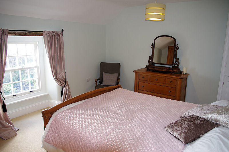 Cornwall Cottages - Prospect Cottage Bedroom 2 - Self Catering