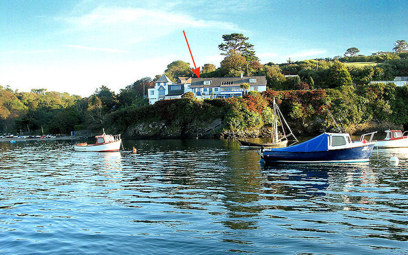 Rose on The Hill Cottage - Helford River Cornwall - Self Catering