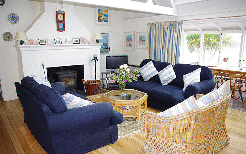 Cornwall Cottages - Rose on The Hill