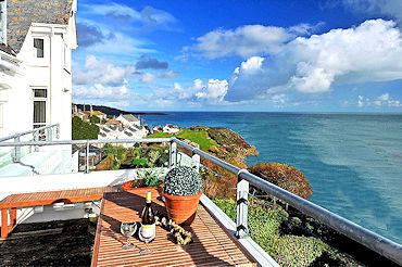 Seagulls cottage Coverack self catering Cornwall