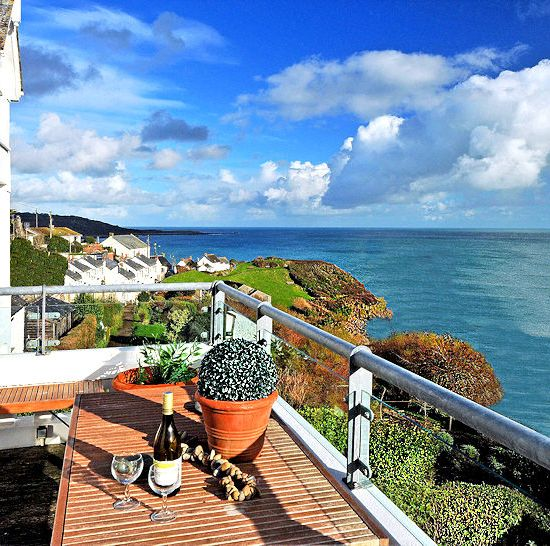 Seagulls cottage - coverack Cornwall self catering from Lindford House