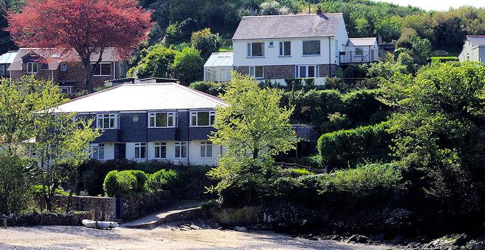 self catering cottage cornwall - Chymor Gillan Creek