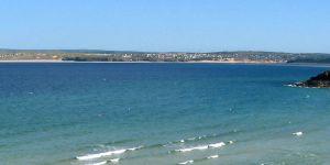 St Ives Bay Cornwall